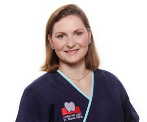 Dr. Maria Kühn, Zahnärztin in Buxtehude