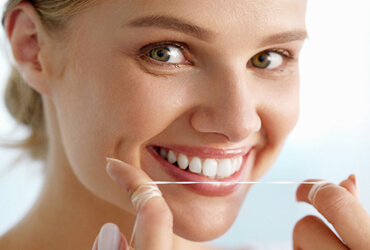 Professionelle Zahnreinigung - Wellness für ihre Zähne