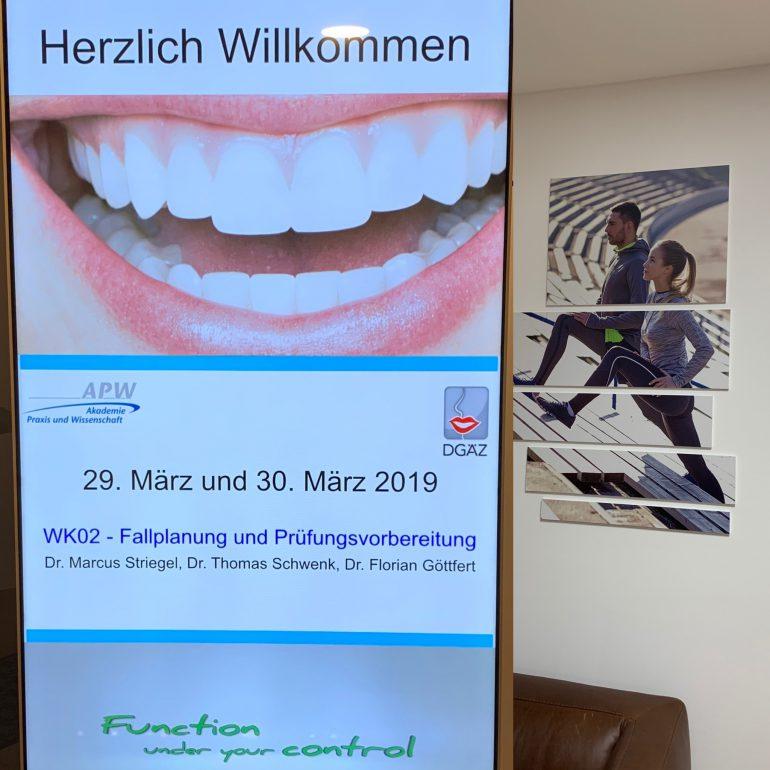 Curriculum Ästhetische Zahnheilkunde